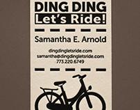 Ding Ding Let's Ride!
