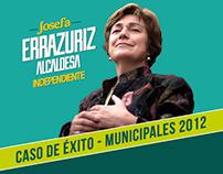 Josefa Errázuriz - Providencia somos todos