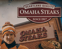 Payton and Omaha Steaks