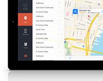 PhillyBeerScene iOS app