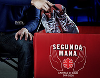 "Segunda Mana Campaign: ""Share"""