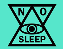 NO SLEEP SEATTLE (posters)