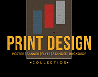Print Design / Poster / ...Collection