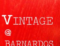 Vintage @ Barnados Wilmslow.