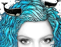 event project: Ojon hair fashion show