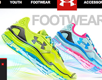 Under Armour Charge RC Running Shoe Creative