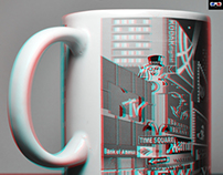 Anaglyph coffee