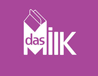 Das Milk logotipe