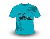 İstanbul T-Shirt