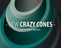 NEW CRAZY CONES