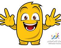 Al Khobar Festival Character