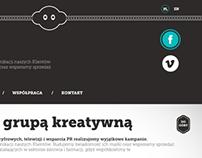 Tentego / Webdesign