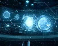 F 63.9 Maladie d'amour, Holographic Planetarium