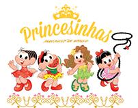 Princesinhas Mauricio de Sousa