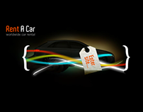 Rent A Car Dynamic Flash Template