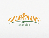 Golden Plains Organics - Logo Proposal