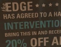 The Edge Salon Promotions