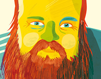 Portrait of Gösta Sundqvist