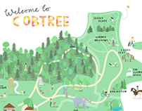 Cobtree park map