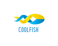 Coolfish Identity Design