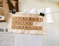 Itinerant Poetry Librarian