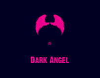 Dark Angel Identity Design