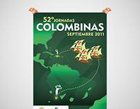JORNADAS COLOMBINAS DE LA GOMERA
