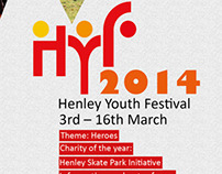 The Henley Youth Festival 2014