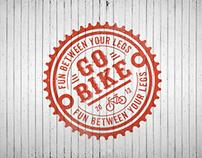 GoBike / Logo design project