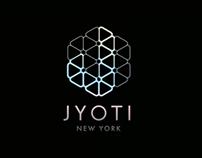 JYOTI brand identity + user experience