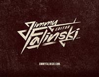 Jimmy Falinski / Logo Design