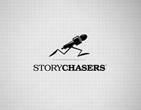 StoryChasers / Logo Design