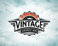 Vintage Voyage / Logo Design