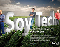 Concorrência Bayer SoyTech