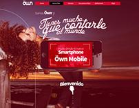 Web Own Mobil