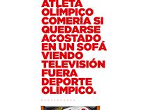 Combos Juegos Olimpicos