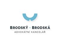 logo advokátní kanceláře Brodský a Brodská