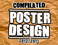 Compilation Poster Design  2012/2013