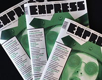 EXPRESS Magazine Design