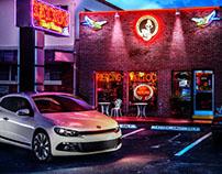 3D   CGI AUTOMOTIVE - Volkswagen Scirocco