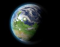 If Mars Has Ocean and Atmosphere