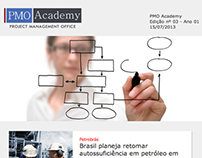 Newsletter Portal PMO Academy