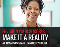 Arkansas State Mobile Site 2014
