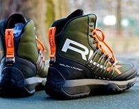 Ralph Lauren RLX Footwear (Product Design)
