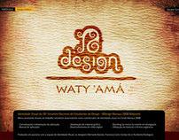 N Design Manaus 2008 - Identidade Visual