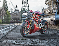 Ducati Monster Electric Concept