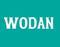 Wodan-Bold Typeface
