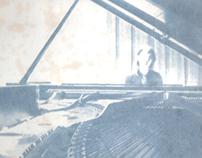 Pinhole Photography & Cyanotypes