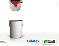 Doação de sangue - Irmãos Soares