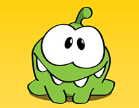 Cut The Rope 2 Character Vectors